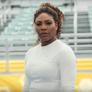 Serena Williams, Super Bowl Ad, Bumble Commercial